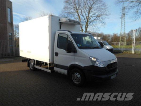 Iveco Daily 35S13 Tiefkühlkoffer**Thermoking V300**