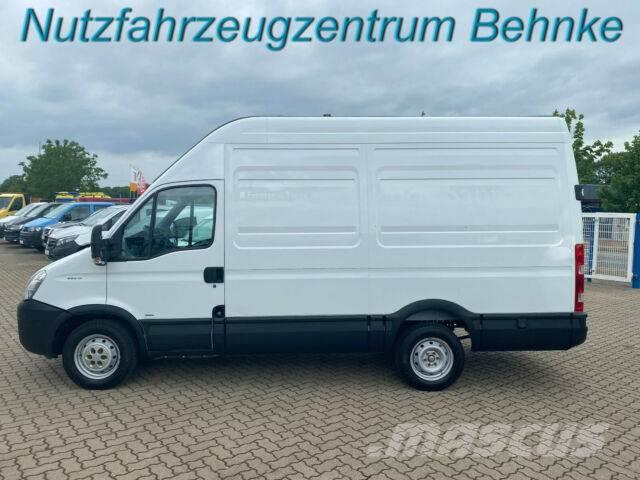 Iveco Daily 35S14V L2H3/ 100kw/ 3Sitze/ AHK/ HU 08/21