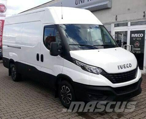 Iveco Daily 35S16V Kastenwagen 12m3 Weiss/ Grau