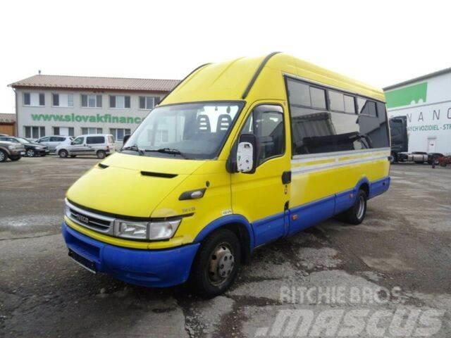 Iveco DAILY 50C13 minibus, 20 seats, EURO 3,manual,032