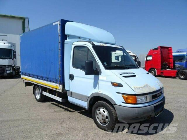 Iveco DAILY 50C13 with ALU bords, manual, EURO 3, 430