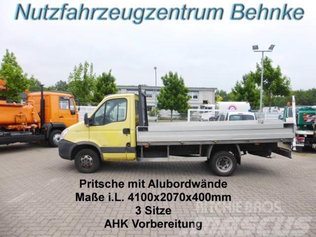 Iveco Daily 50C15 4m Pritsche 3 Sitze 85 TKM HU 05/19