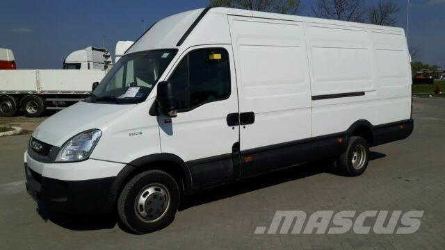Iveco DAILY 50C15 COOLER
