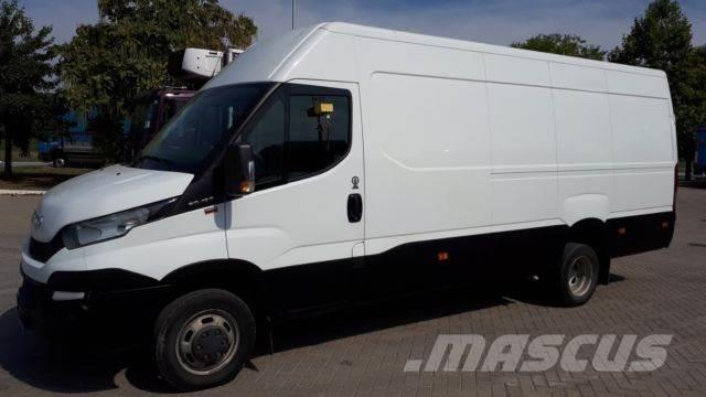iveco daily 50c15v 20 pieces on stock panel vans year of mnftr 2015 price r238 987 pre owned. Black Bedroom Furniture Sets. Home Design Ideas