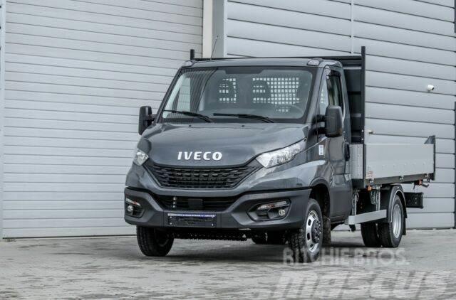 Iveco Daily 50C16 Kipper bis 3,5 T AHK