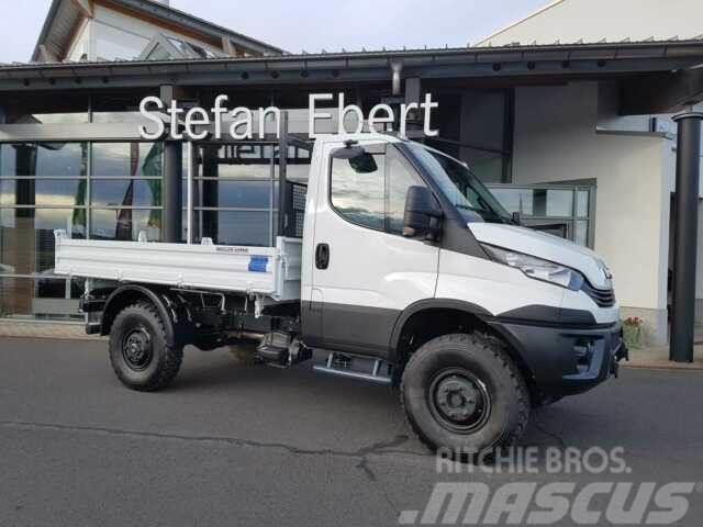 Iveco Daily 55 S 18H WX 4x4 Allrad Meiller Kipper