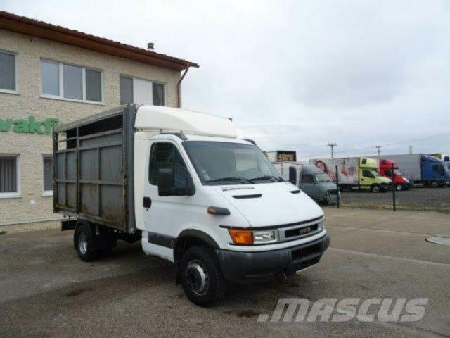 Iveco DAILY 65C15, for animaltransport,vin 906