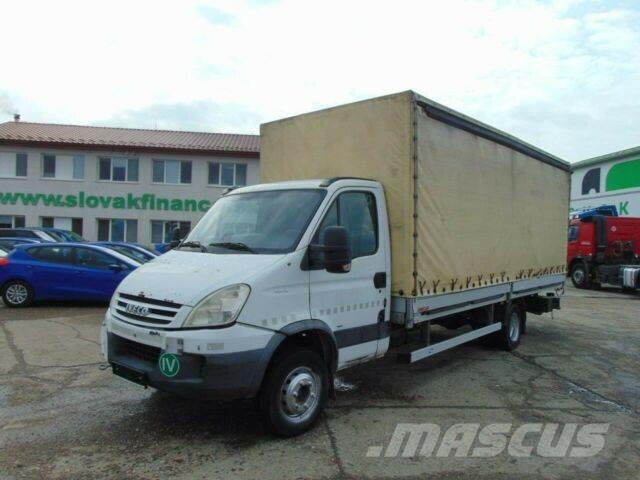 Iveco DAILY 65C18 onesided strickling vin 238
