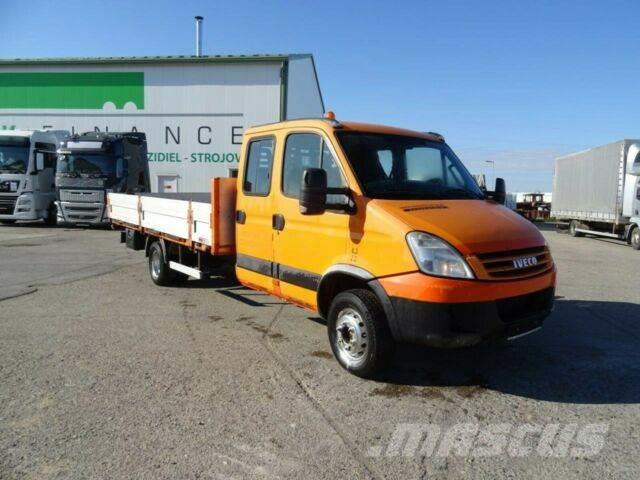 Iveco DAILY 65C18D,manual gearbox, 7 seats, vin 705