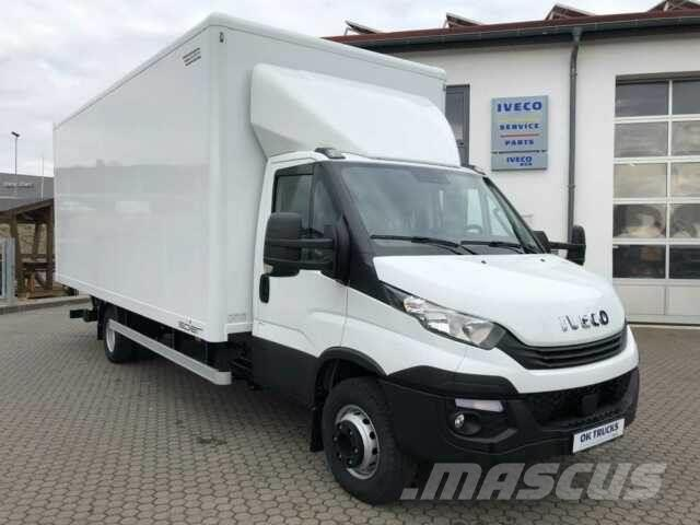 Iveco Daily 70 C 21 A8 LBW+Tempo+Klima+Standh.+AHK