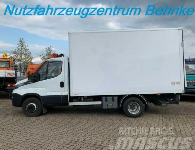 Iveco Daily 70C15 Koffer/LBW/seitlich Tür/ EU6