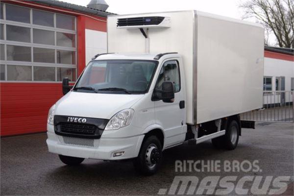 Iveco Daily 70C15 Tiefkühlkoffer Fleischerhaken TÜV!