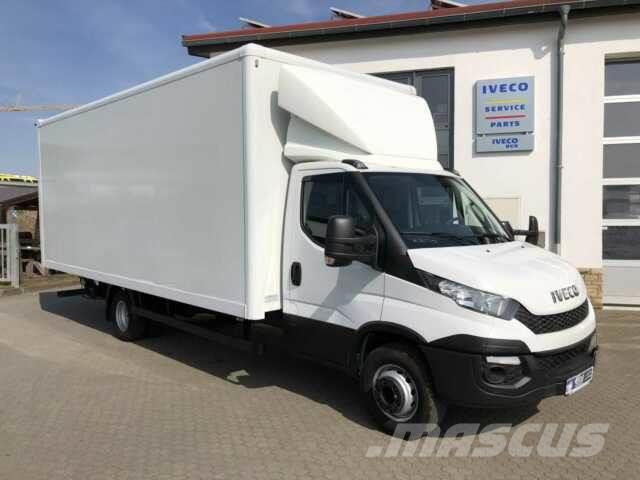 Iveco Daily 70C17 (72-170) A8/P Koffer+LBW Automatik