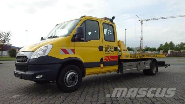 Iveco Daily 70C17 Abschlepper - Brille - Winde