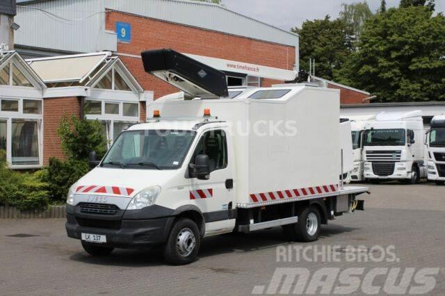 Iveco Daily 70C17 Bühne 16m/2 P.Korb 200kg/Kompressor
