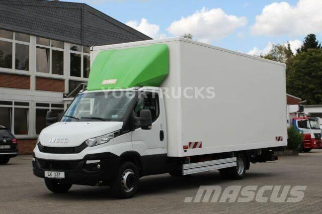 Iveco Daily 70C17 EURO 6 Koffer 6,2m/LBW/Klima