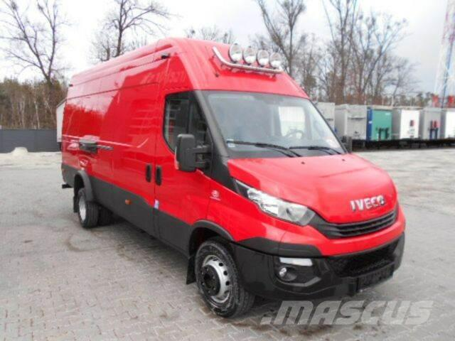 Iveco DAILY 70C18 , 17m3, TOP TOP TOP + SHZ