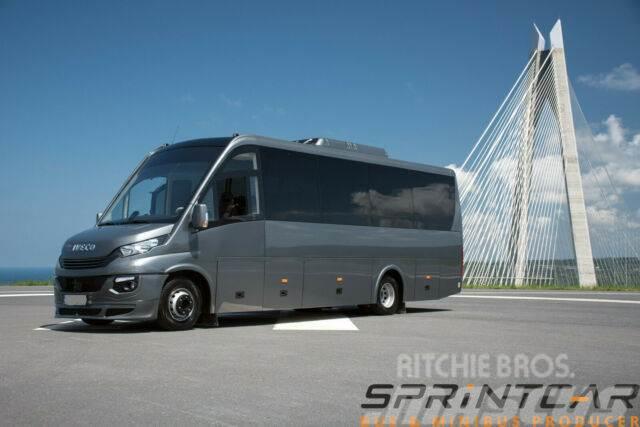 Iveco Daily 70C21 HI-Matic 29+1+1 seats