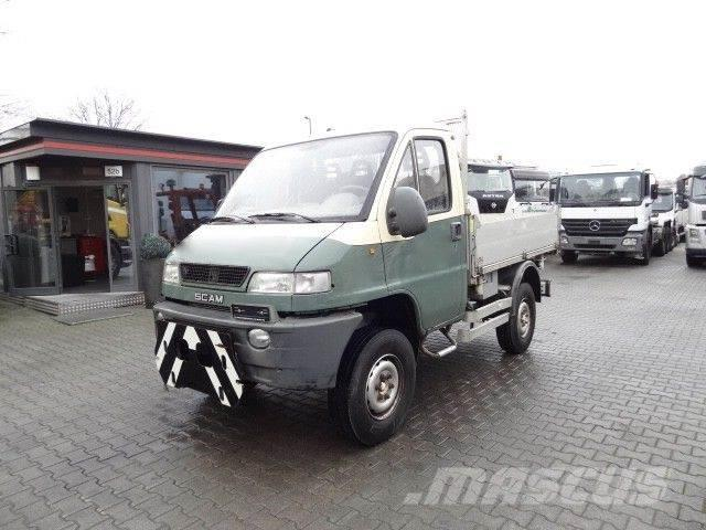Iveco DAILY SCAM 50 4X4