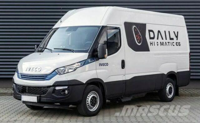 Iveco ECO Daily 35S14V N- CNG