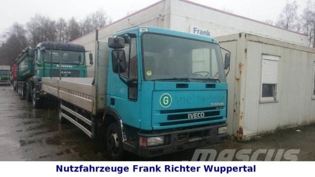 Iveco Euro-Cago 75E15, Chassis ohne Motor, erst 158TKM