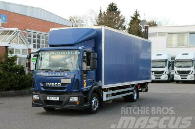 Iveco Eurocargo 120E22 / Koffer 7,6m / LBW / Rolltor