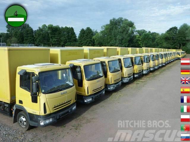 Iveco EuroCargo ML 75 E 16 P HLB Koffer 5,4x2,20m