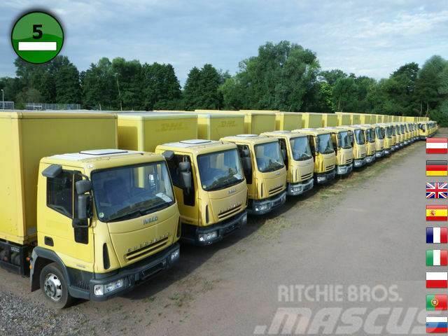Iveco EuroCargo ML 75 E 16 P Koffer: 5,40x2,44m