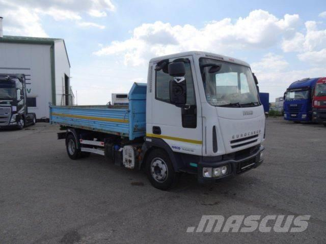 Iveco EUROCARGO ML100E18,threesided kipper,E4,vin 226