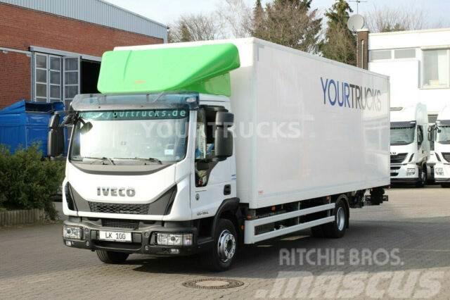 Iveco Eurocargo ML120-190L E6 /Koffer 7,5m/Klima/LBW