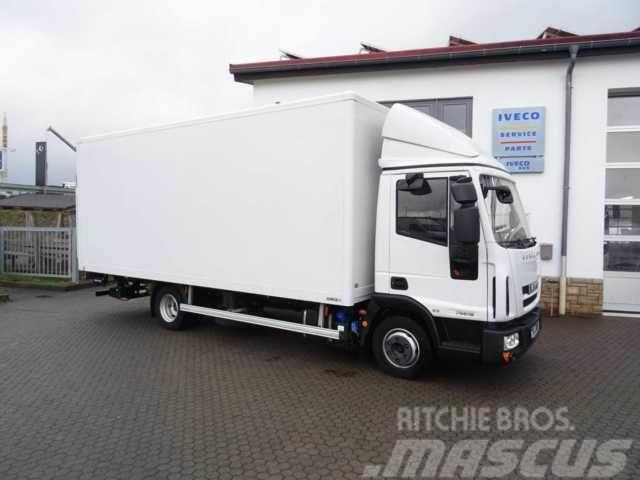 Iveco Eurocargo ML75E19 /P Koffer + LBW Klima Euro 6