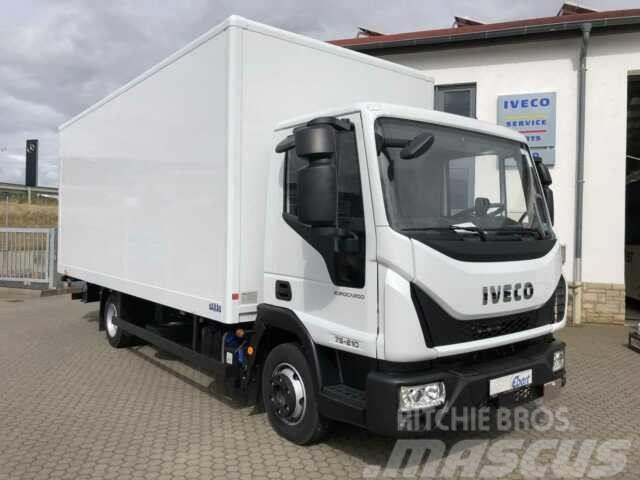 Iveco Eurocargo ML75E21 Koffer + LBW Klima LED Tagfahr