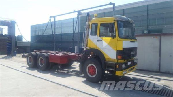 Iveco Fiat 330.35 / Nur Chassis