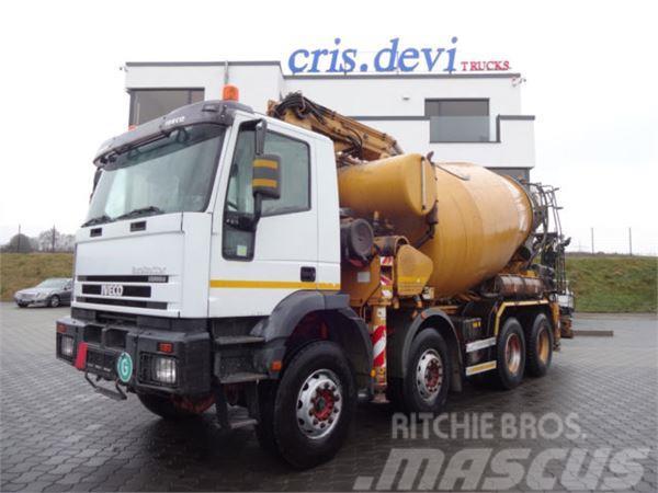Iveco Magirius 410 E44 H 8x4 Cifa 28.4 / 9 cbm