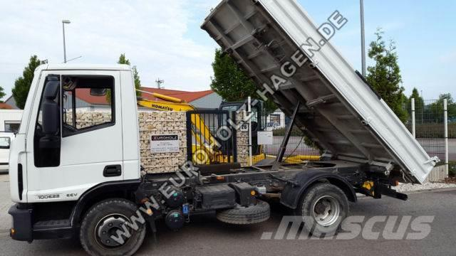 Iveco ML 100 E 22 220 PS Meiler Kipper 10 T / 7,5 T