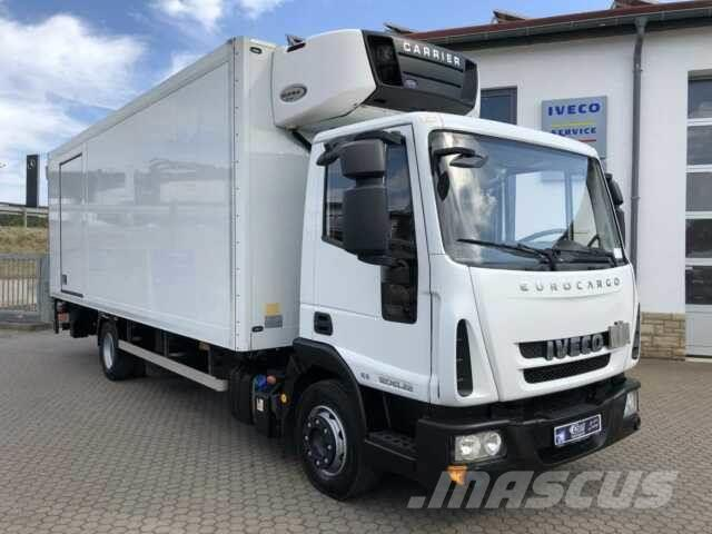Iveco ML120E22 Tiefkühlkoffer Carrier 750MT + LBW EU6