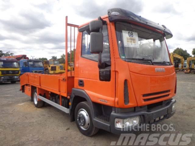 Iveco ML75E15 /Baumaschinen Transporter/189tsd Origina