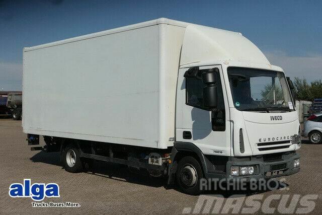 Iveco ML75E18 4x2, LBW, 6.100mm lang, Euro 5, 3. Sitz
