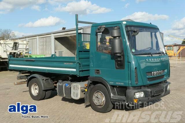 Iveco ML80E22K/220 PS/Meiller/Maul+Kugel AHK