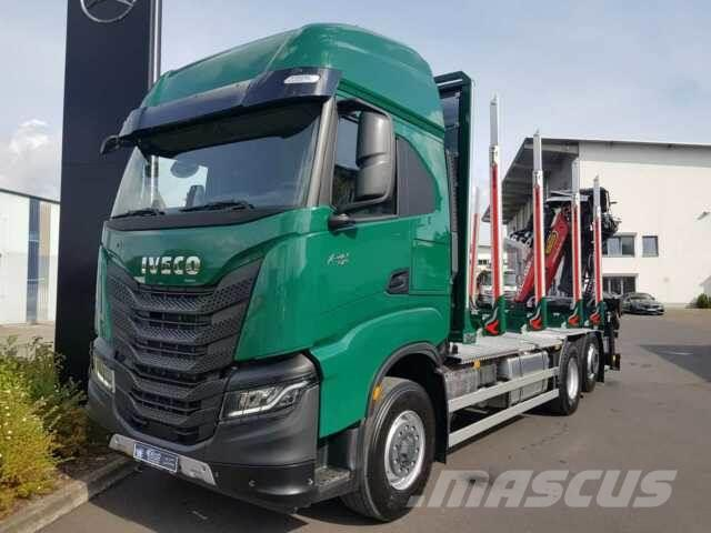 Iveco S-Way AS280X57Y /PS HR ON+ 6x2 (6x4 Hi Traction)