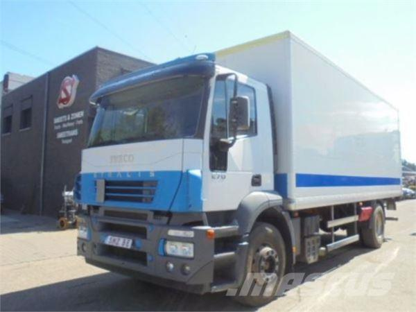 Iveco STRALIS 270 manual