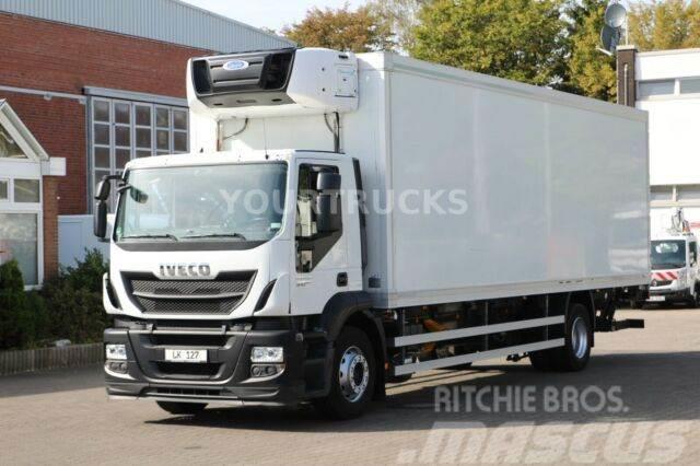 Iveco Stralis 310 EEV Carrier Supra 1150+Strom/Tür/LBW