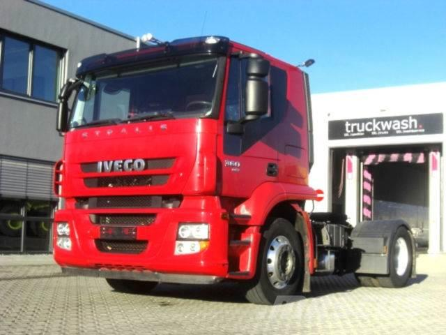 Iveco Stralis 360 AD 440 / EEV / Intarder
