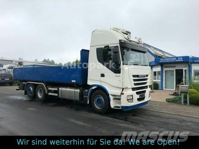 Iveco Stralis 420 Euro 5 EEV Dreiseitenkipper