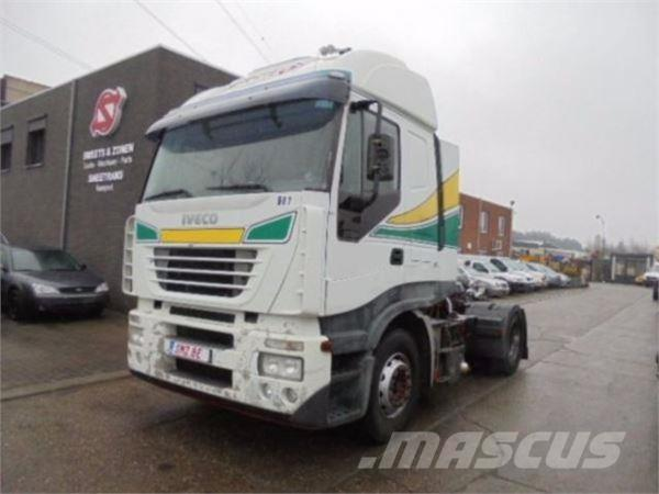 Iveco STRALIS 430 manual