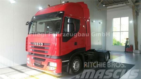 Iveco Stralis 440S45
