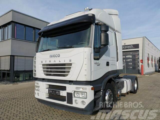 Iveco Stralis 450 / Intarder / GERMAN