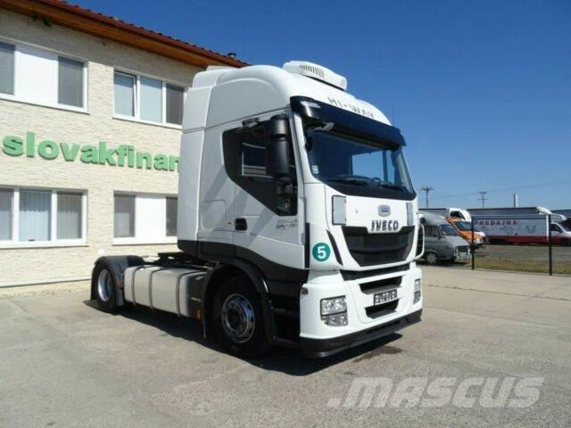 Iveco STRALIS 460, automatic, EEV, VIN 124