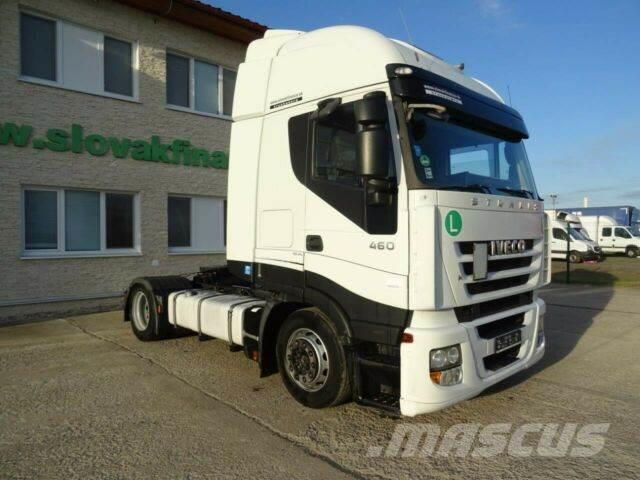 Iveco STRALIS 460 LOWDECK automatic EEV vin 537