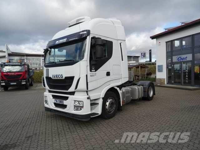 Iveco Stralis AS440S42 T/P Euro 6 Intarder 1. Hand